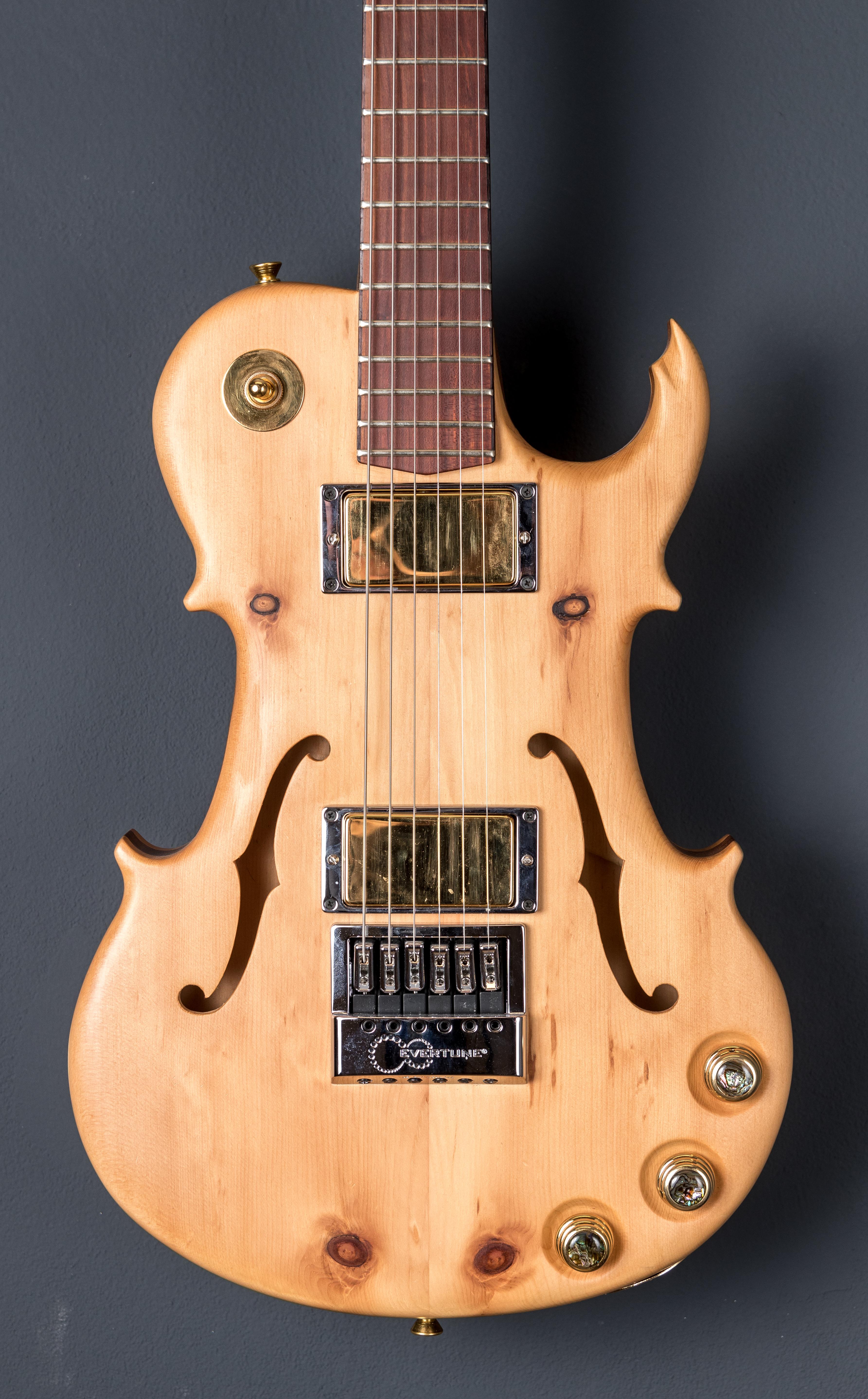 Special Violin-Guitar Zirbe