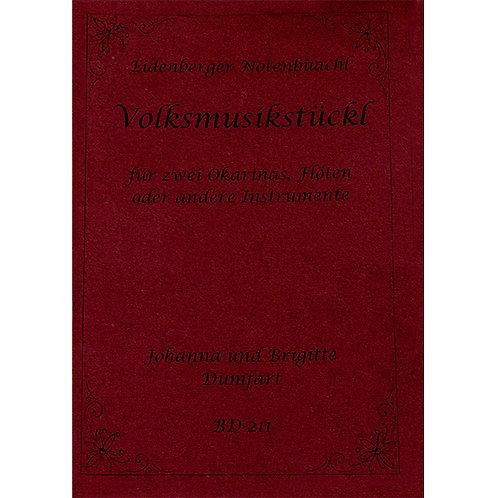 Eidenberger Notenbüachl BD - 205 von Brigitte Dumfart
