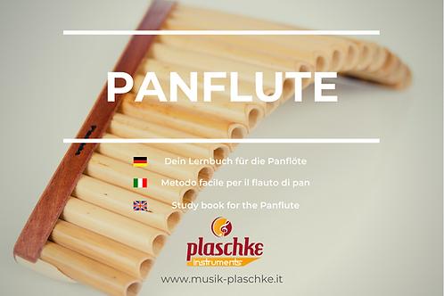 Lernbuch für Panflöte von Plaschke Instruments