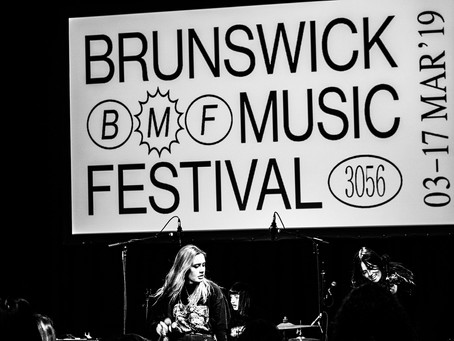 Premiere: Voiid, Crocodylus & A.Swayze at Brunswick Music Festival