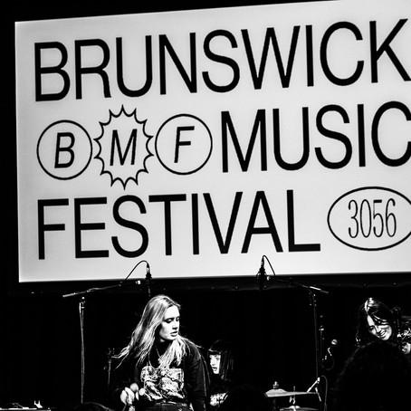 Premiere: Voiid, Crocodylus & A.Swayze at Brunswick Music Festival