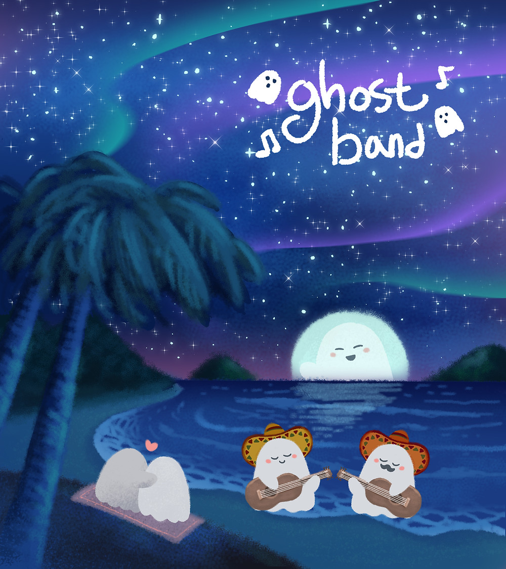 ghost duet band 유령밴드