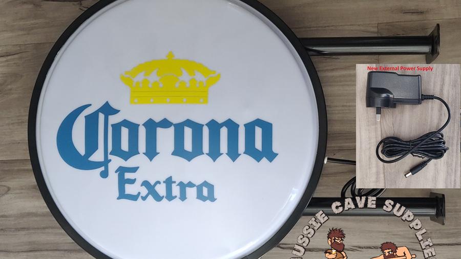 Corona Extra Lightbox