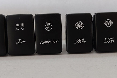 Toyota 200 series switches