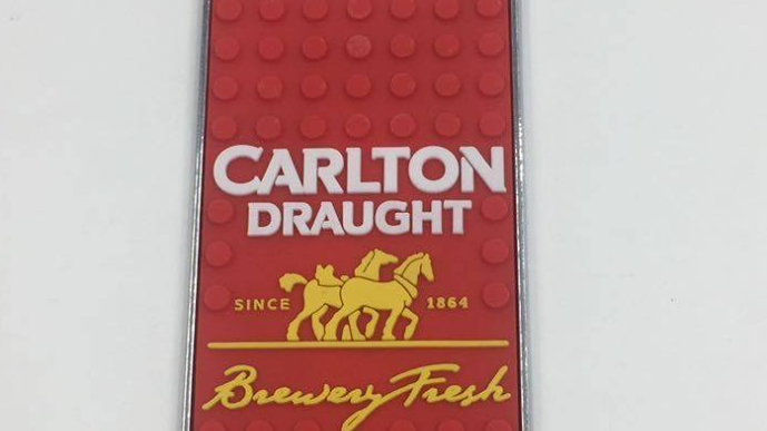 Carlton Draught Bottle Opener