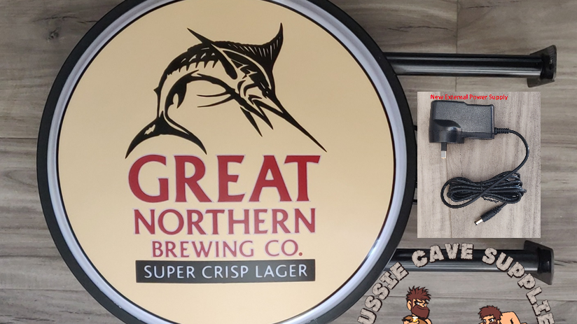 Great Northan Supercrisp Lightbox