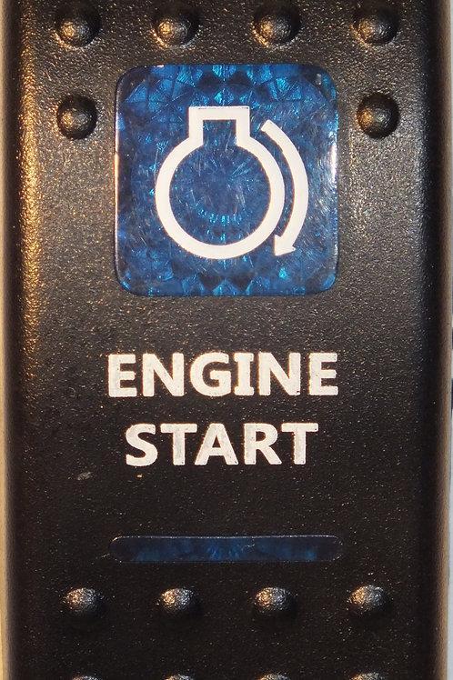 ENGINE START Rocker Switch