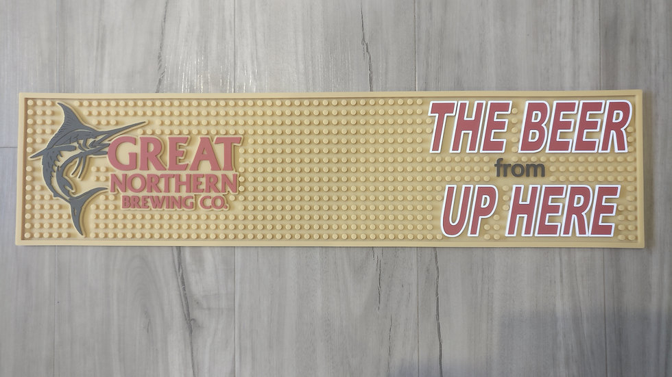 Great Northern Bar Mat