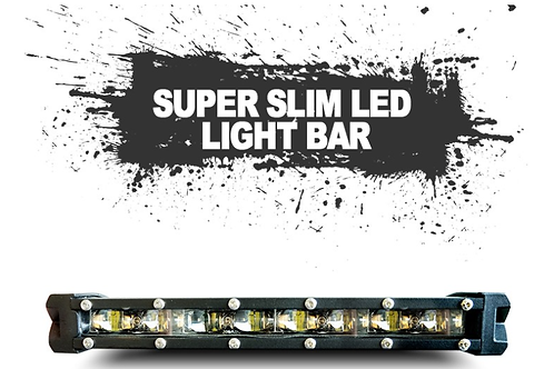 "210w 44"" Slim Line Single Row LED Light Bar IP68"