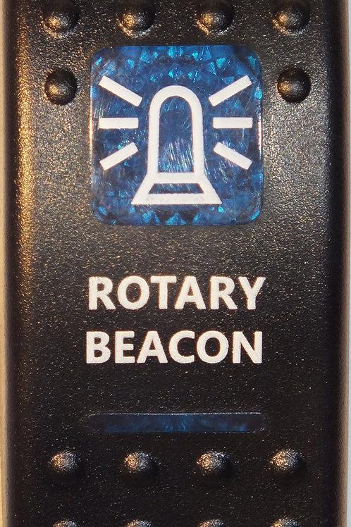 ROTARY BEACON Rocker Switch