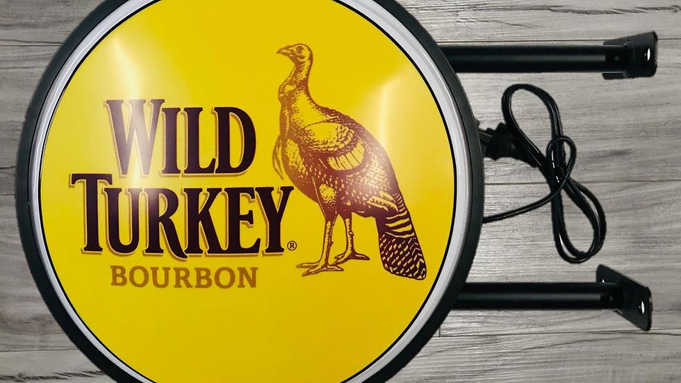 Wild Turkey Lightbox