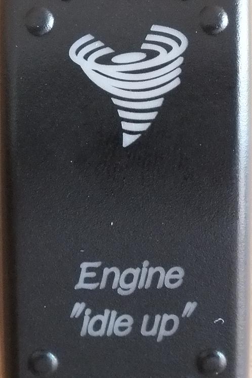 Engine Idle Up