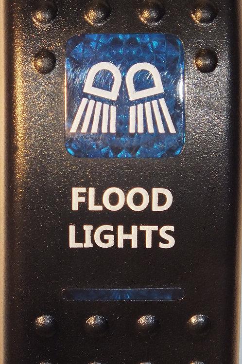 FLOOD LIGHT Rocker Switch