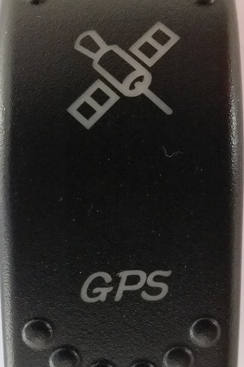 GPS Laser Etched Rocker Switch