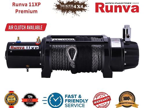 Runva 11XP Premium Winch with Dyneema
