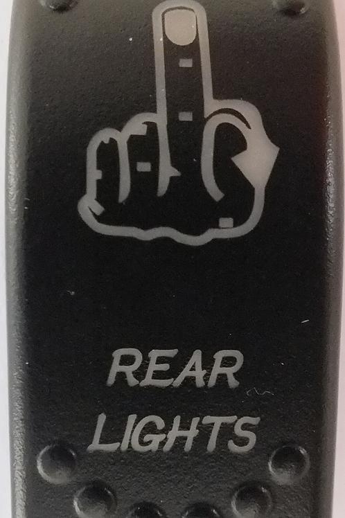 Rear Lights Finger