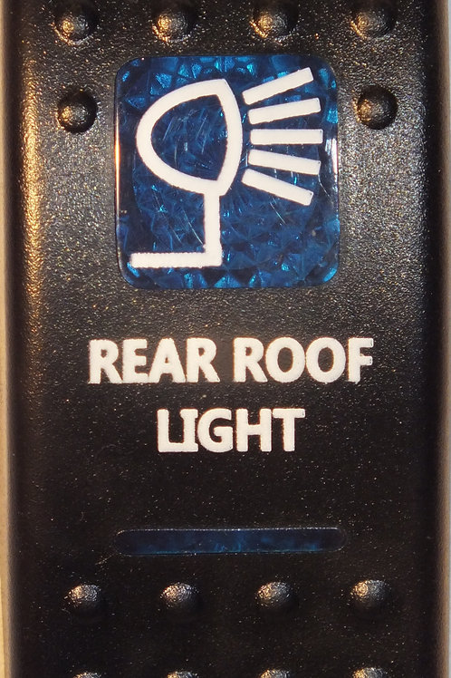 REAR ROOF LIGHT Rocker Switch