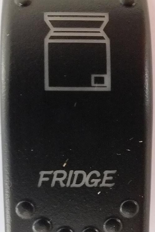 Fridge Laser Etched Rocker Switch