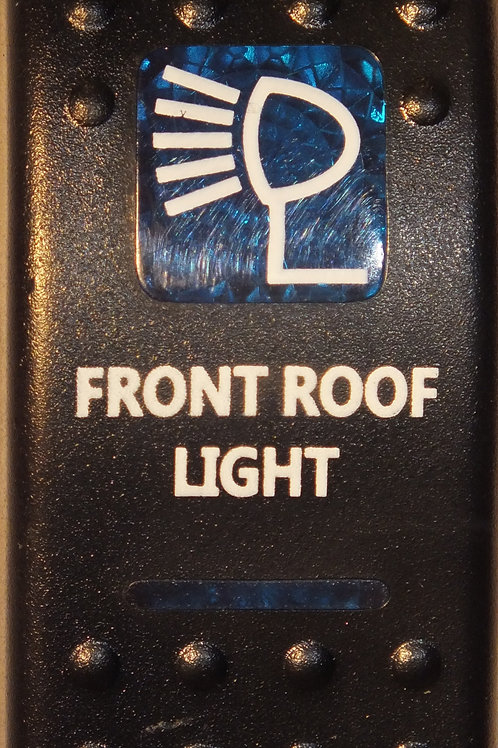 FRONT ROOF LIGHT Rocker Switch