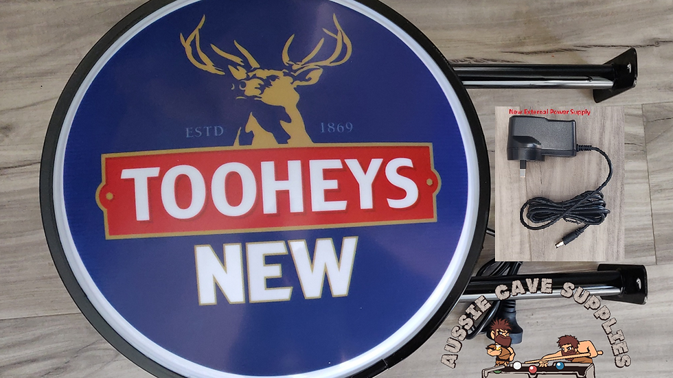 Tooheys New Lightbox