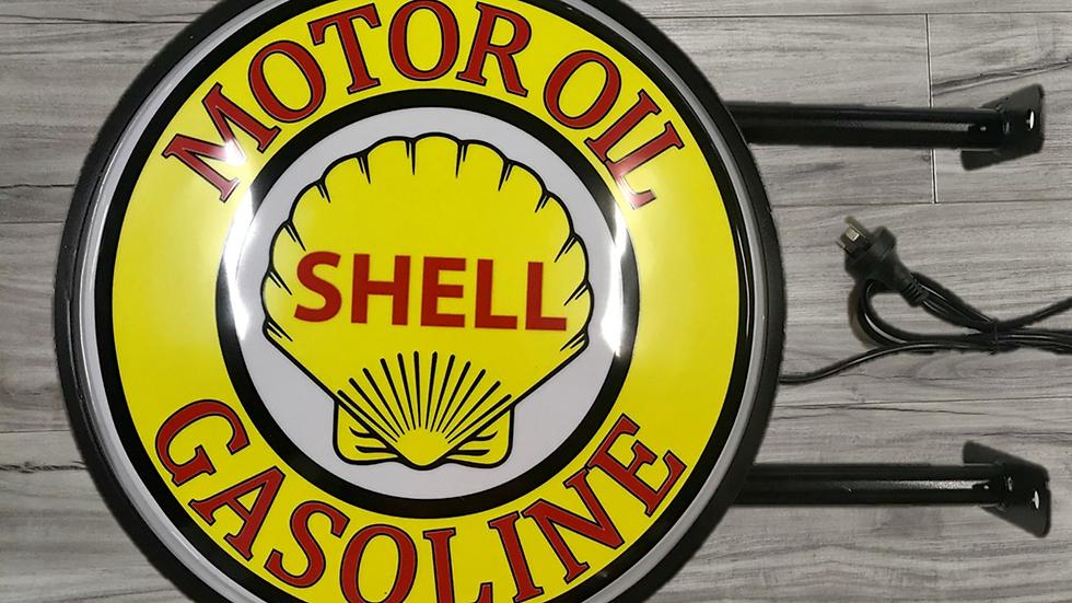 Shell Lightbox