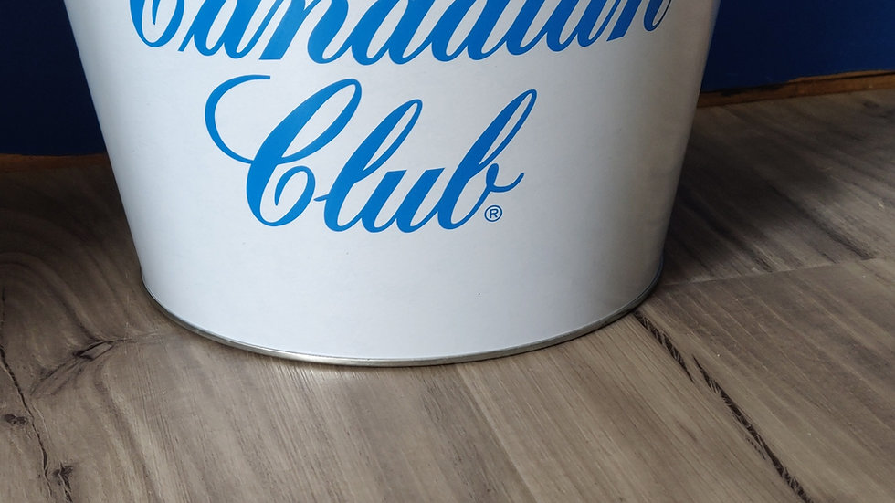 Canadian Club bucket