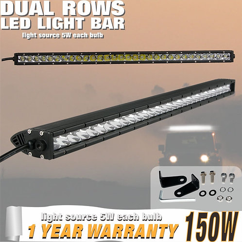 LED Lightbar 150w Single Row