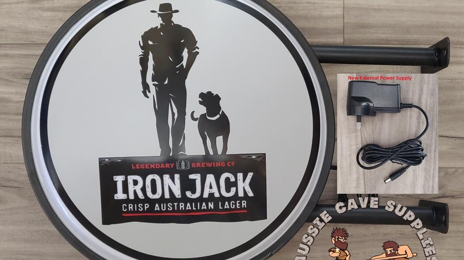 Iron Jack Lightbox