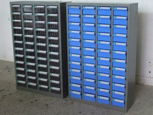 48 Drawer Parts Organiser