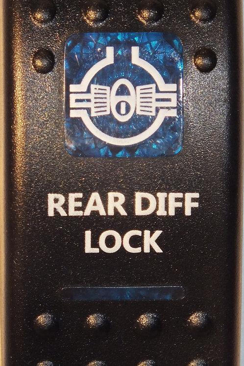 REAR DIFF LOCK Rocker Switch