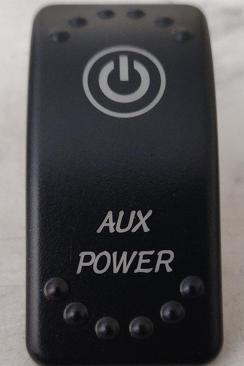 AUX Power switch