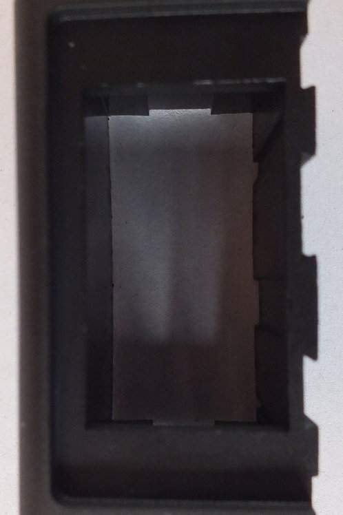 END SINGLE SWITCH HOLDER