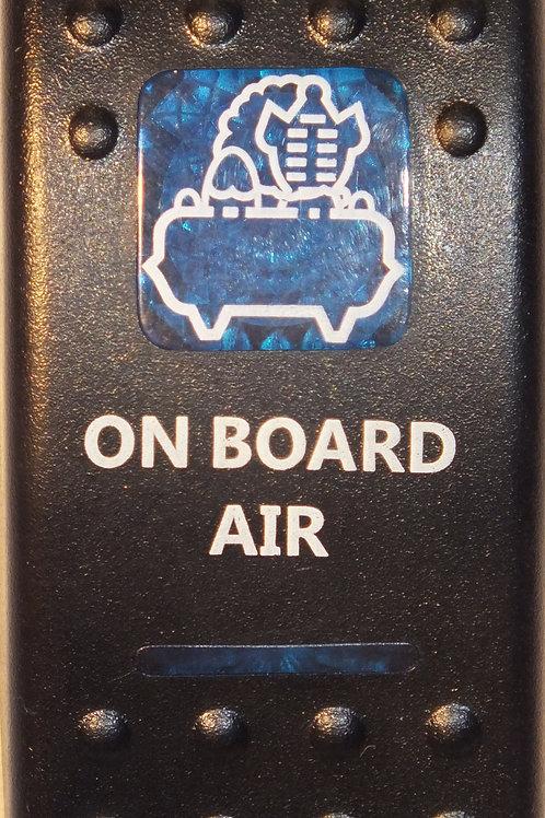 ON BOARD AIR Rocker Switch