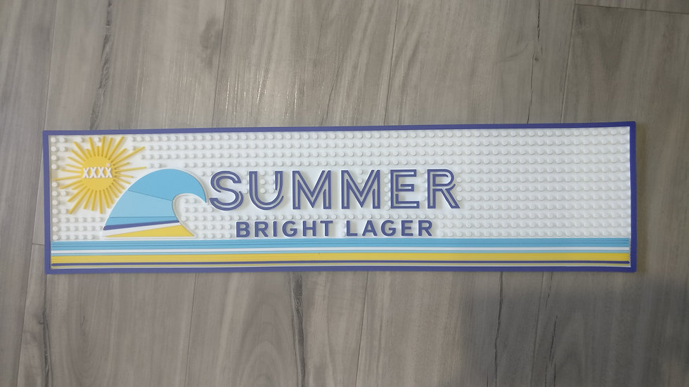 XXXX Summer Bright Barmat