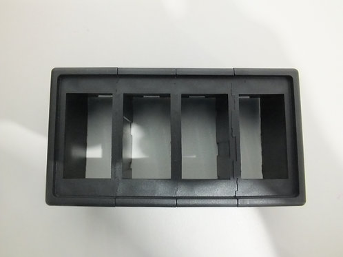 4 ROCKER SWITCH HOLDER