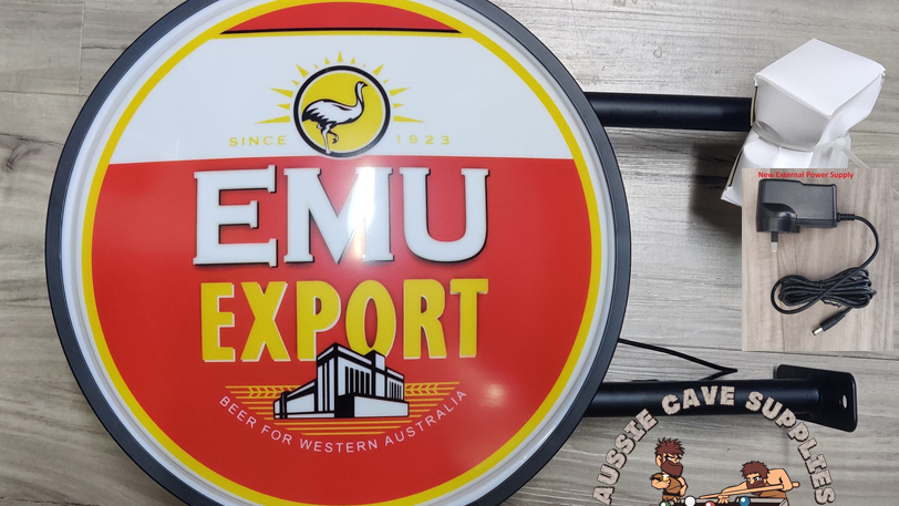 Emu Export Lightbox