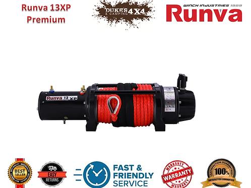 Runva 13xp premium Winch with Dyneema Rope