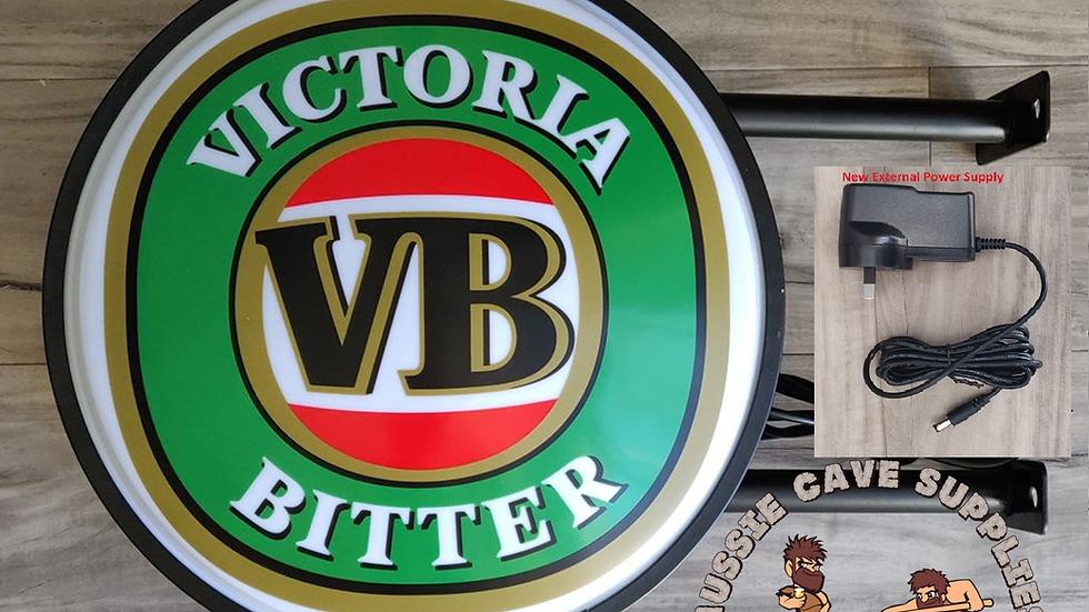 Victoria Bitter Lightbox