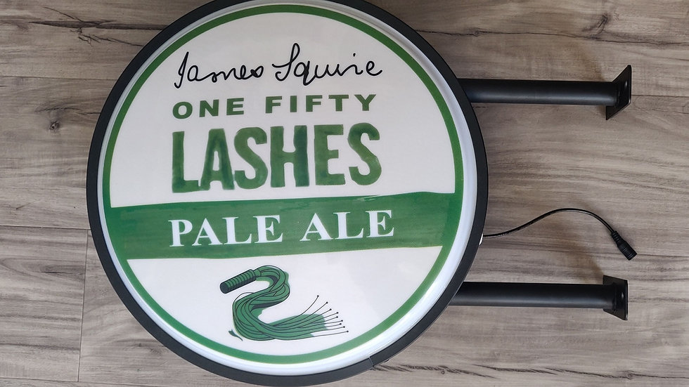 James Squire one fifty lashes pale ale Lightbox