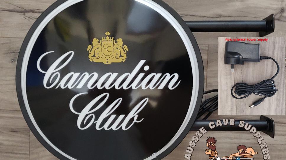 Canadian Club Lightbox