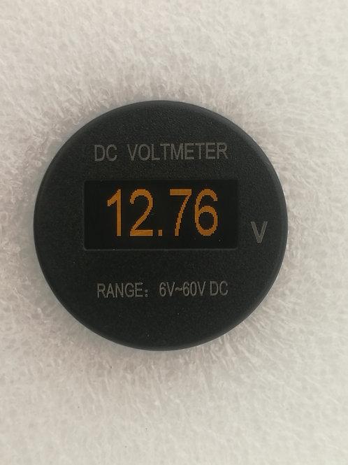 Voltmeter 60v