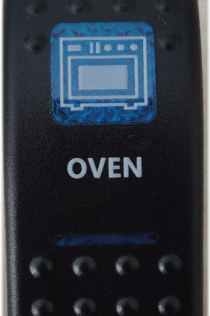 Oven Rocker Switch