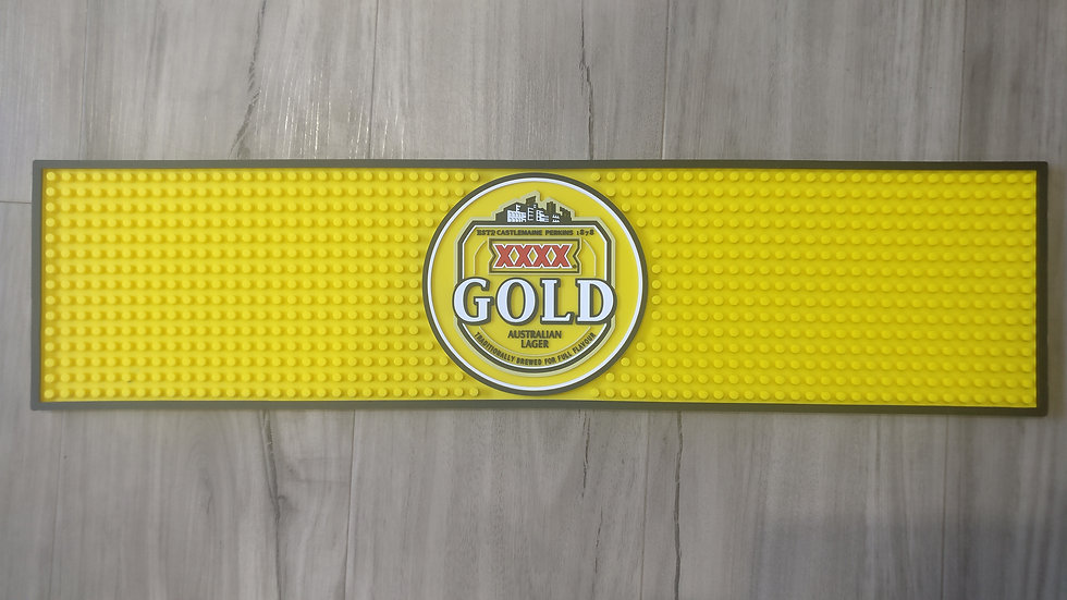 XXXX Gold Barmat