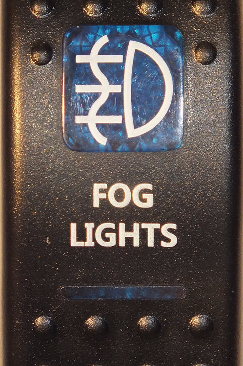 FOG LIGHTS Rocker Switch