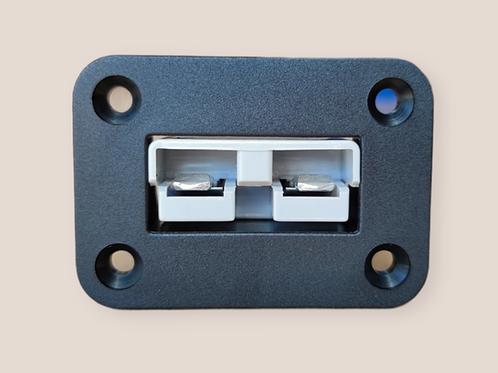 50A Single Anderson plug panel