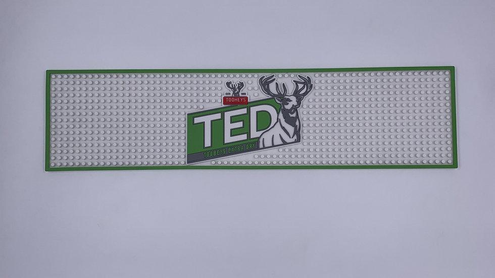 Tooheys Extra Dry TED Barmat