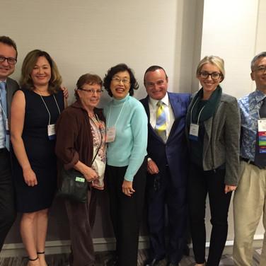 CSPMR 2016-17 board members