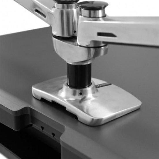 Ergotron LX Arm Grommet Mount for WorkFit-T/TL