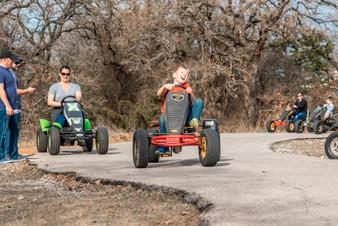 mainstay farm pedal carts