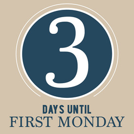 First Monday Countdown